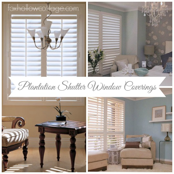 Blinds.com Plantation Shutter Window Coverings