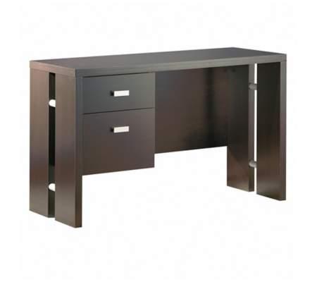 Element 2-Drawer Chocolate Desk