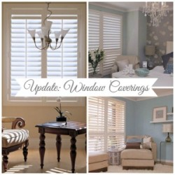 Plantation Shutter Window Coverings