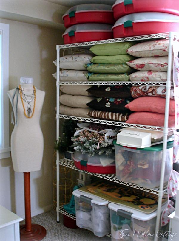 Home Decor Storage Shelf Ideas