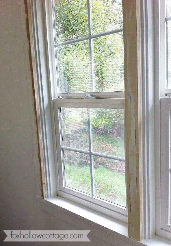 How To Make NEW Plantation Shutters Fit OLD House Windows 11