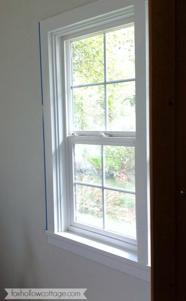 How To Make NEW Plantation Shutters Fit OLD House Windows 12