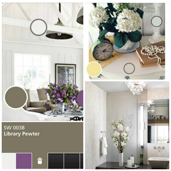 Sherwin Williams ColorSnap Paint Selection Tool - Home Decorating Helper