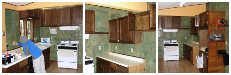 Ugliest Kitchen Ever Before and After Cottage Makeover