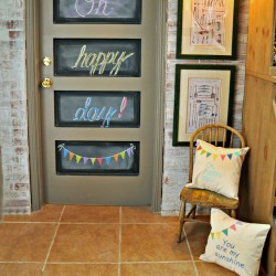 Chalkboard Fun At The French Farmhouse