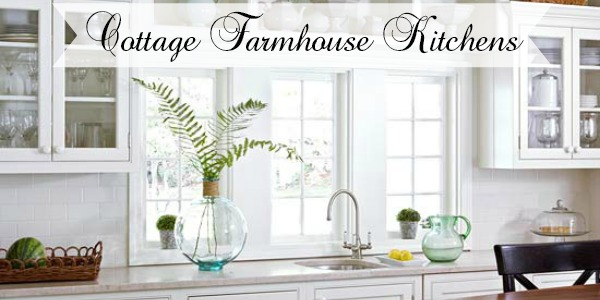 Cottage Farmhouse Kitchens