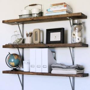 Diy Storage Shelf How To Tutorial