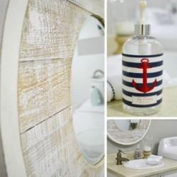 Powder Bath Laundry Room Makeover