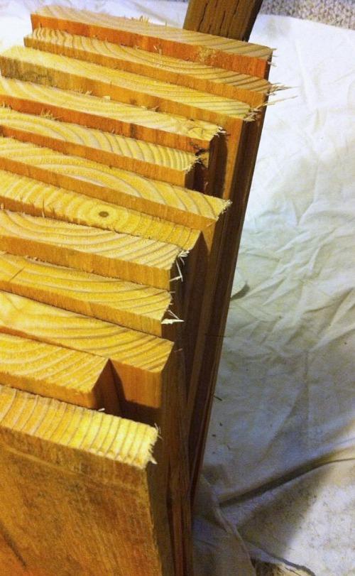 Rustic Wood Fence Board Plank Wall 3
