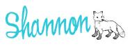 Shannon w-fox signature