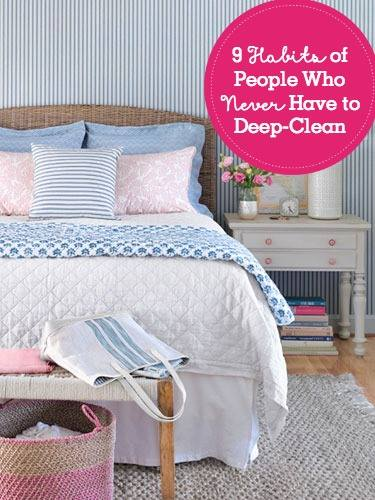 Depends on what you consider Deep Cleaning!