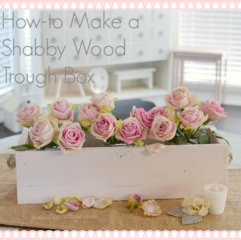 How To Make A Wood Box Pictures to pin on Pinterest