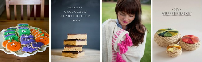 Tell Love and Chocolate Fall Projects