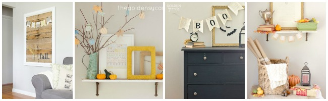 The Golden Sycamore Fall Projects