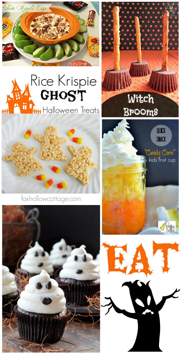 Halloween Food Dessert Treat Party Ideas