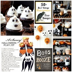 Last Minute Halloween Party, Costume and Decorating Ideas