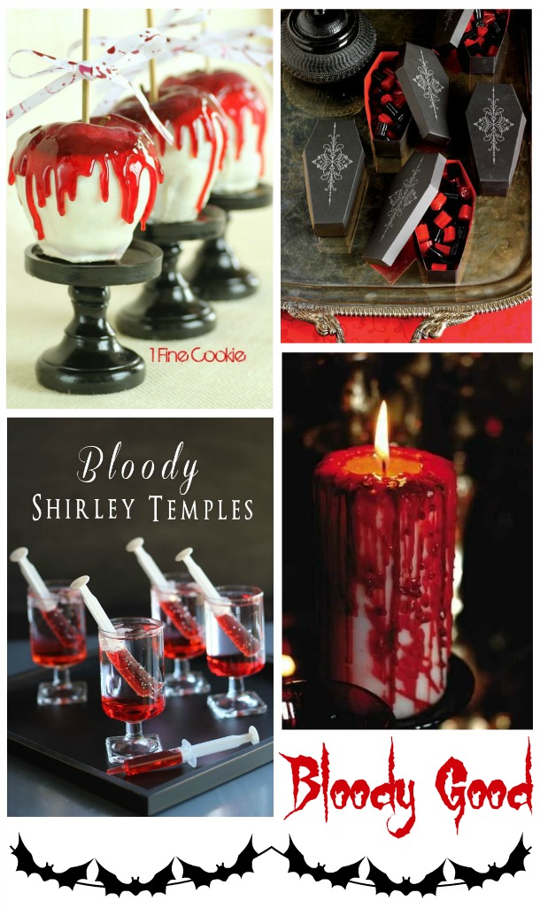 Vampire Dracula Party Decor Food Drink Ideas