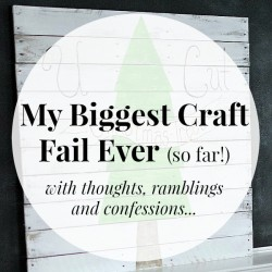 Craft-Fail-Christmas-Pallet-Art-Project foxhollowcottage