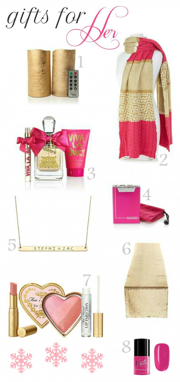 Gifts for HER - Holiday shopping gift guide Christmas at HSN 3