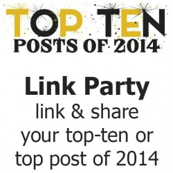 2014 Top Ten DIY, Decor and Projects Party