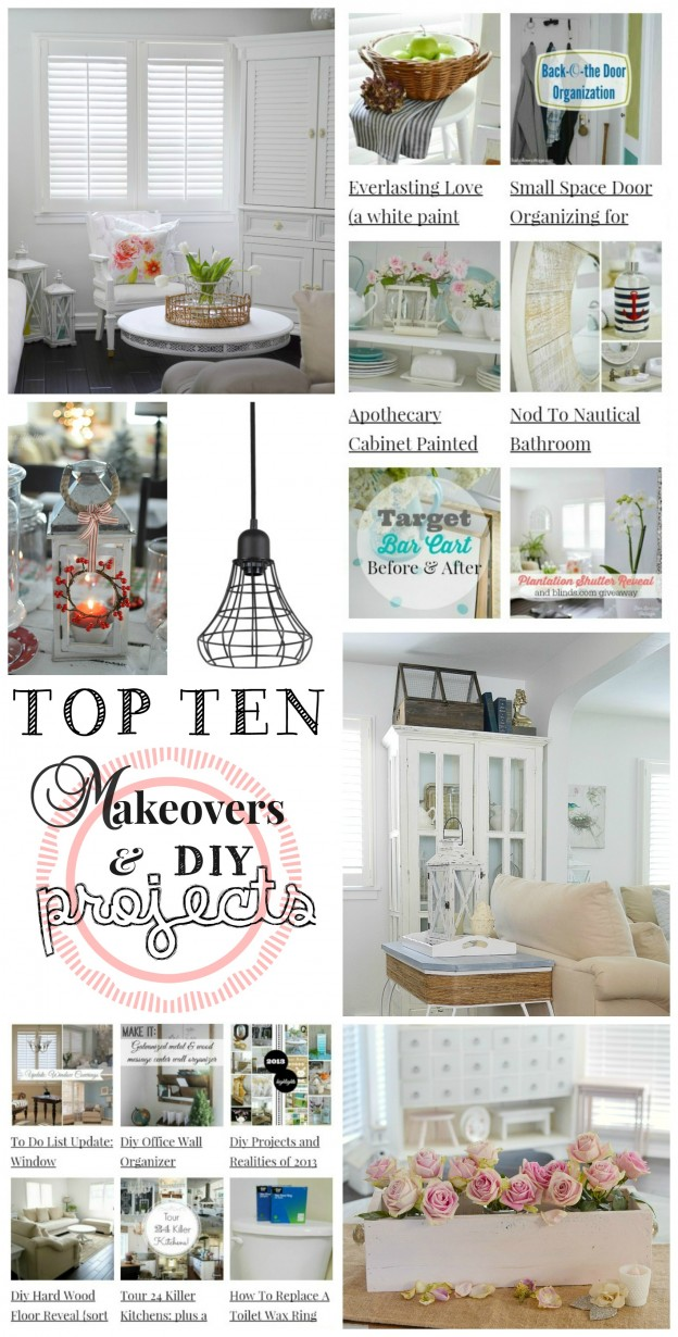 top ten makeover and diy projects foxhollowcottage