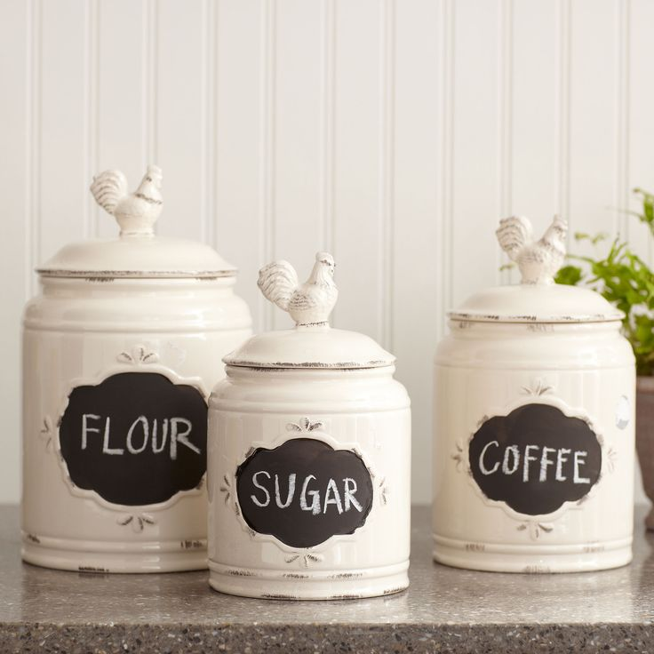 cottage kitchen mini makeover fox hollow cottage sprinkles of life diy kitchen canisters