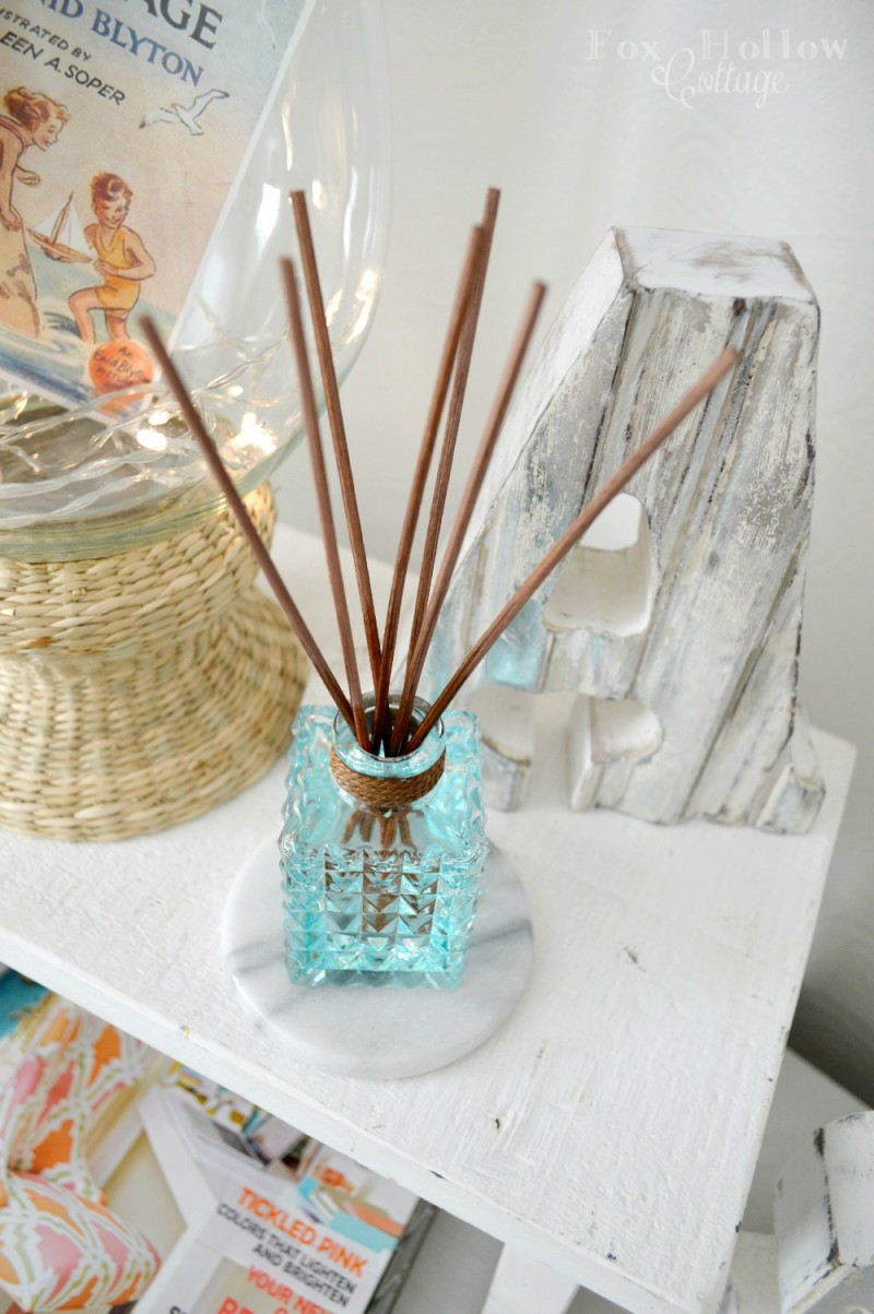 Reed Diffuser adn Homemade Custom Scent