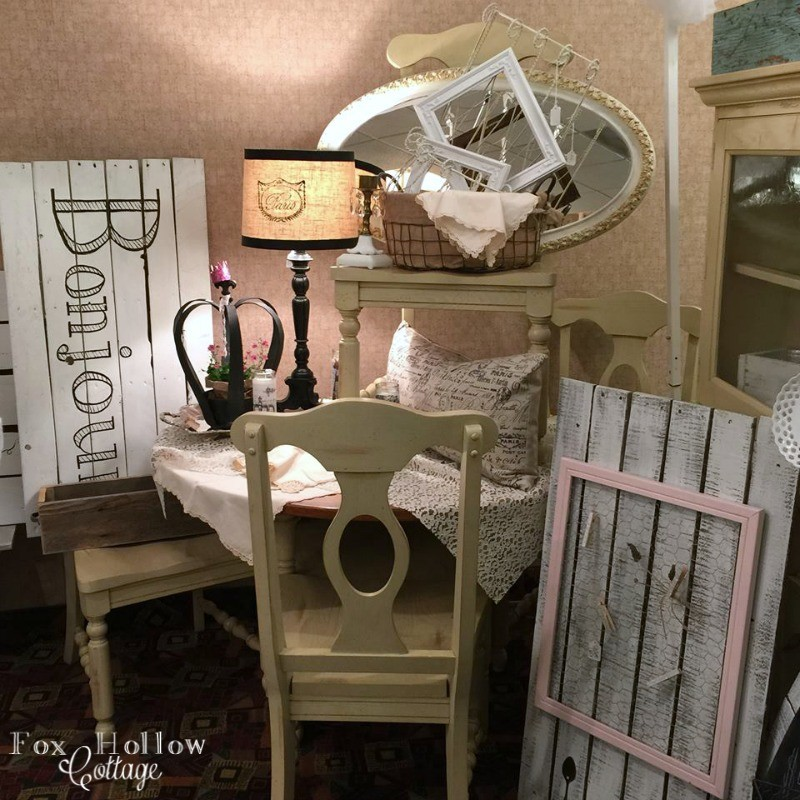 5 marshfield vintage market Spring show - coos bay north bend oregon - foxhollowcottage.com