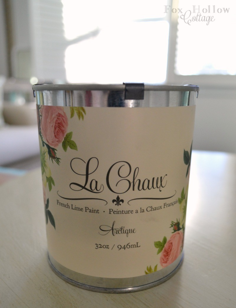 Maison Blanche Paint Company La Chaux French Lime Paint Arctique