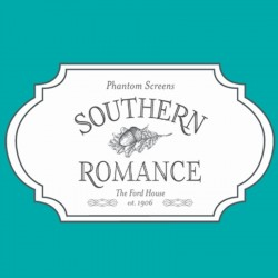 Ford House Southern Romance logo foxhollowcottage