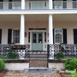 Fort Conde Inn Mobile Alabama Boutique Hotel Historic Home foxhollowcottage.com