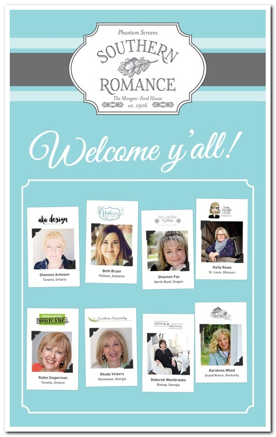 Southern Romance Blogger Event