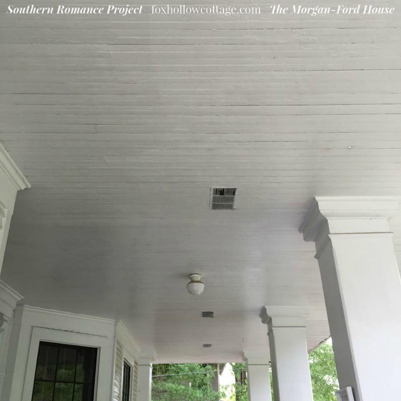 Phanton Screens CEO Owner The Morgan Ford House shares vision Mobile Alabama historic restoration Porch Classic Southern Gathering Space