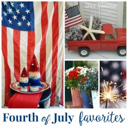 Fourth Of July Favorites