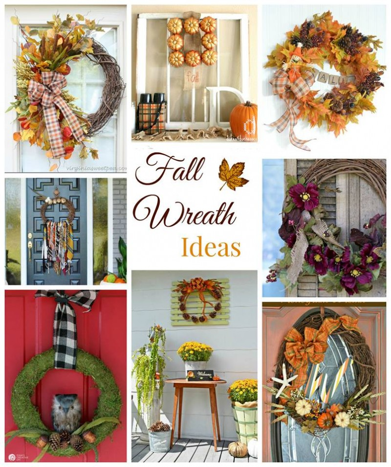 Fresh Fall Home Decorating Ideas Home Tour: Fox Hollow Cottage
