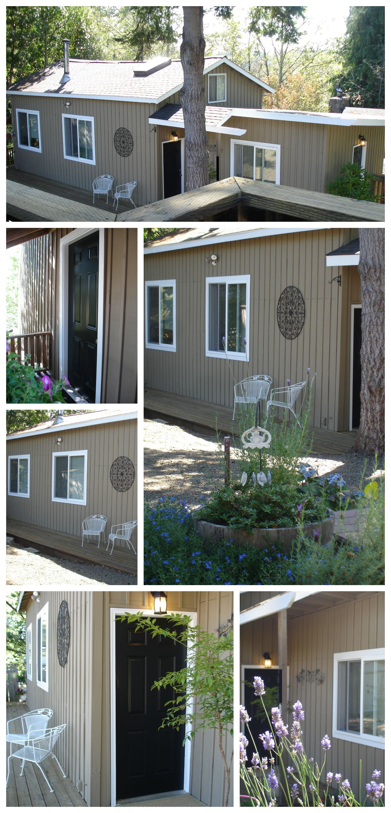 Little Cottage - Exterior View | The Little Cottage October Update