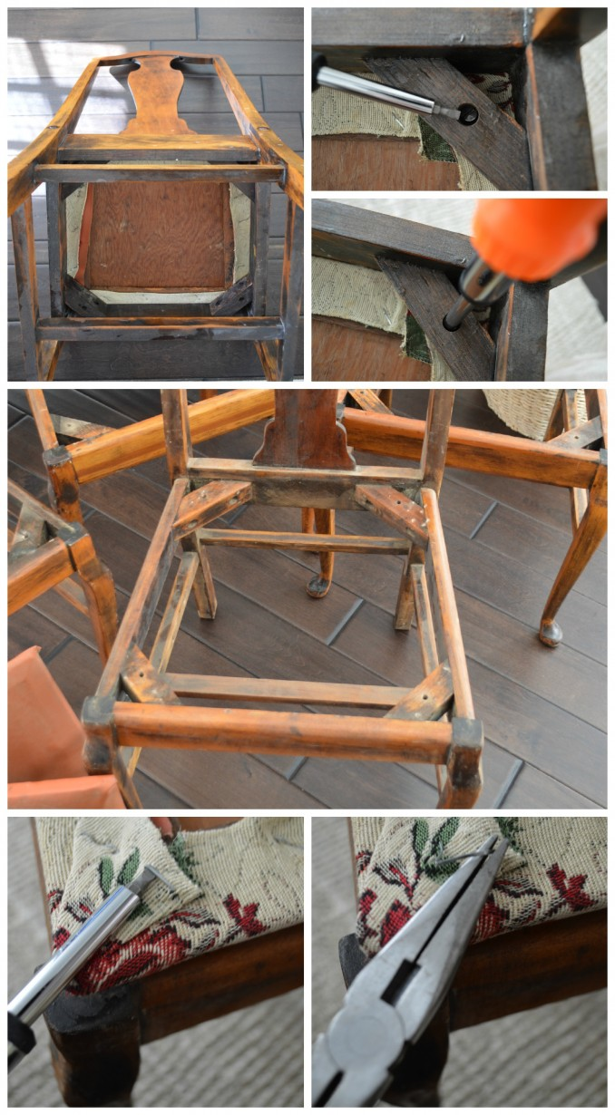 How To Reupholster Dining Room Chairs