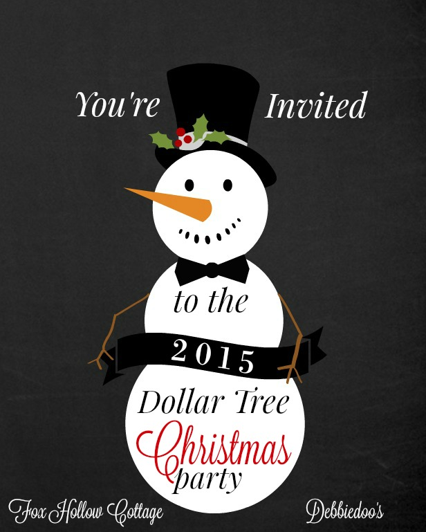 2015 Dollar Tree Christmas Party