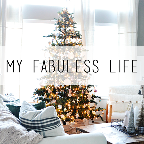 My Fabulous Life Christmas Home Tour