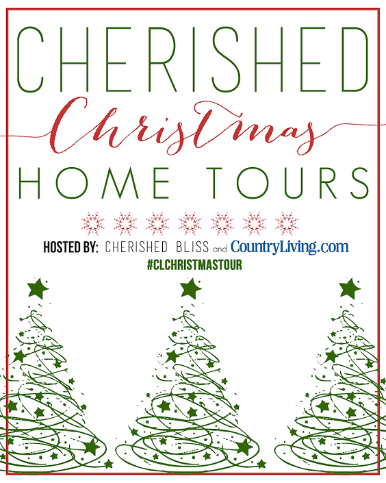Cherished Christmas Country Living Home Tours -Get the tour schedule at Fox Hollow Cottage