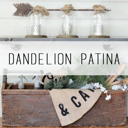 Dandelion-Patina