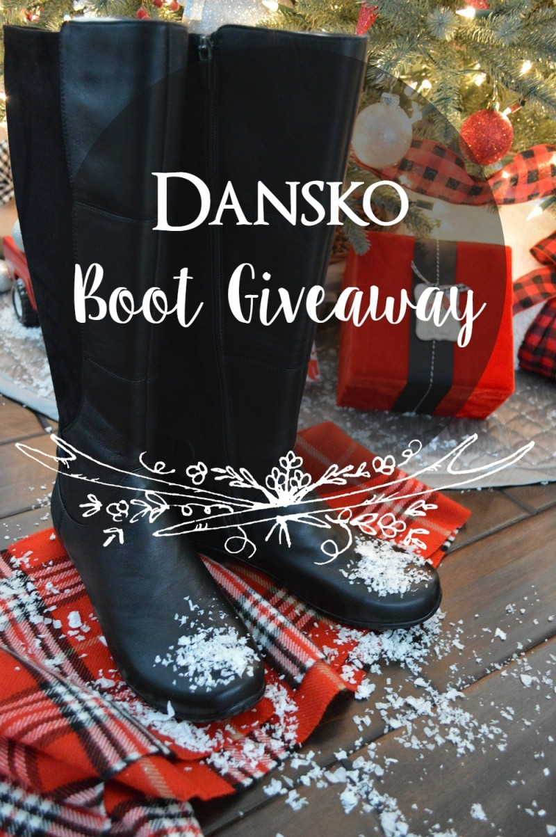 Dansko Boot Giveaway at foxhollowcottge.com. jpg
