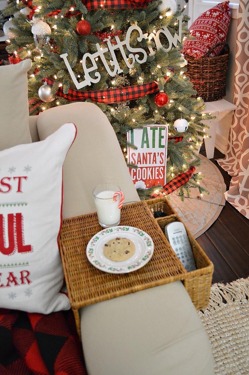 I Ate Santa's Cookies -