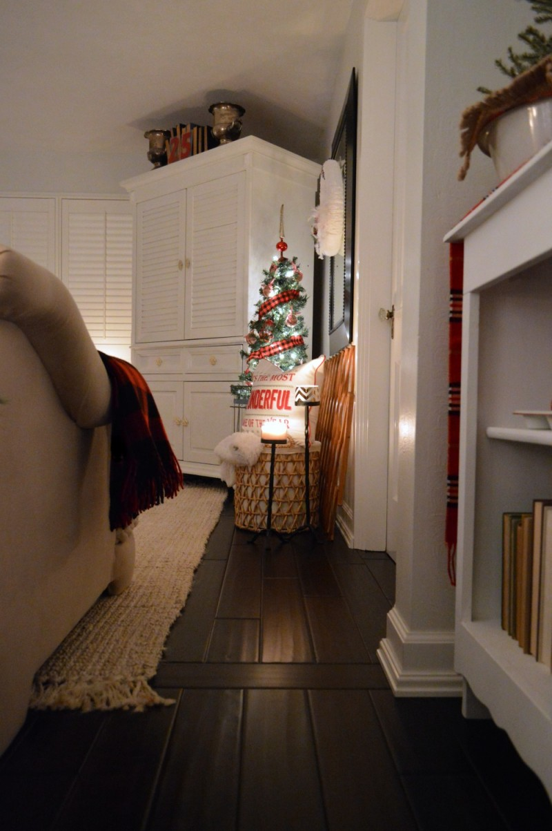 10 Cozy Cottage Nighttime Christmas Lights Tour