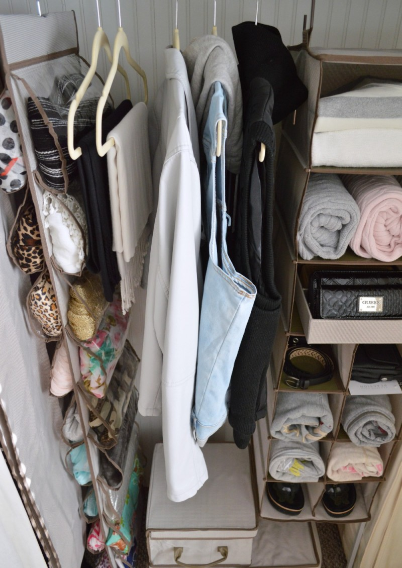 Feel the purge! Closet cleaning & organizing that is smart and affordable.