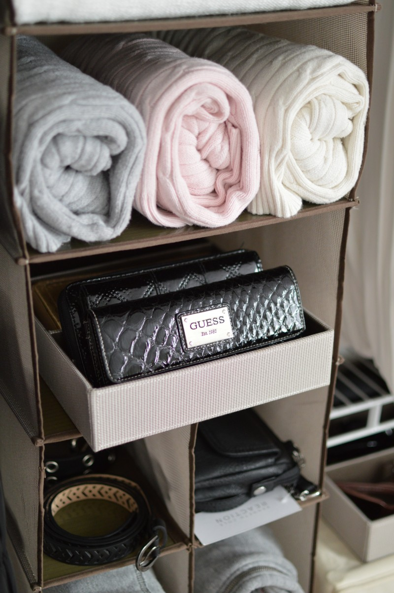 A clean, organized closet makes for a happier, stress free daily life. Organize yours with these affordable ideas!