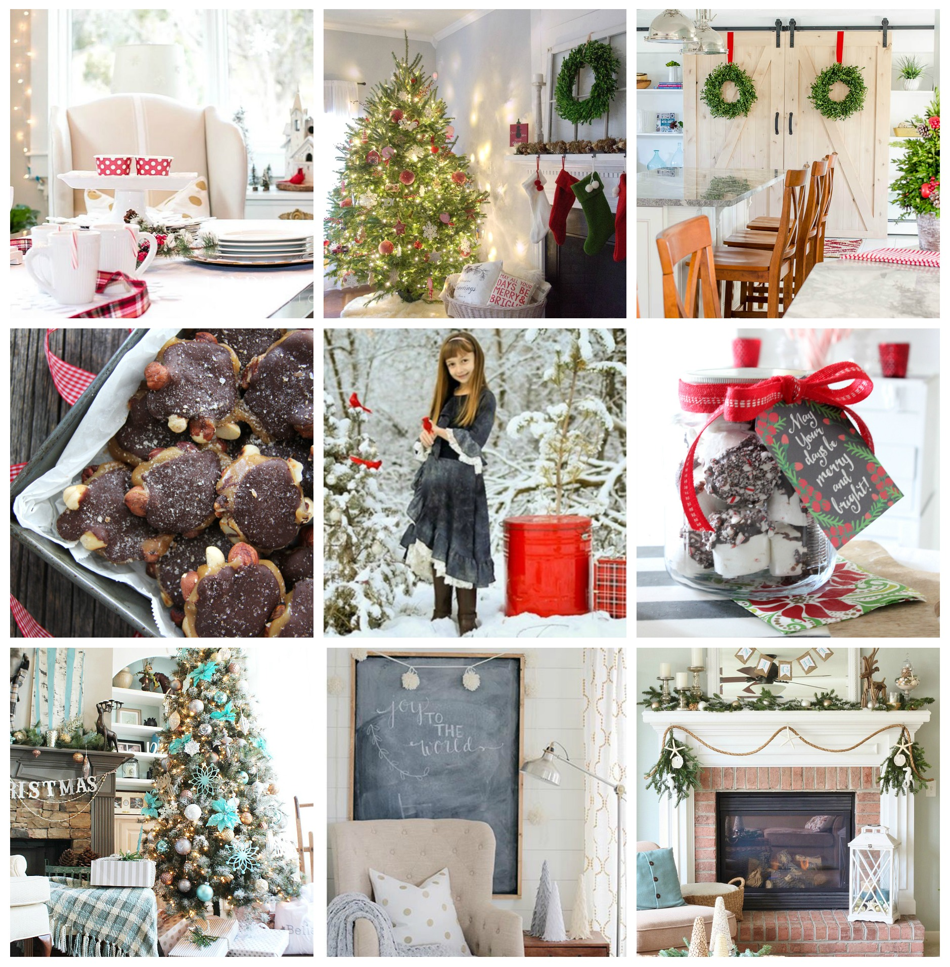 Favorite Christmas Ideas From #foxhollowfridayfavs