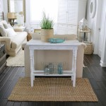 DIY White Washed Wood Table