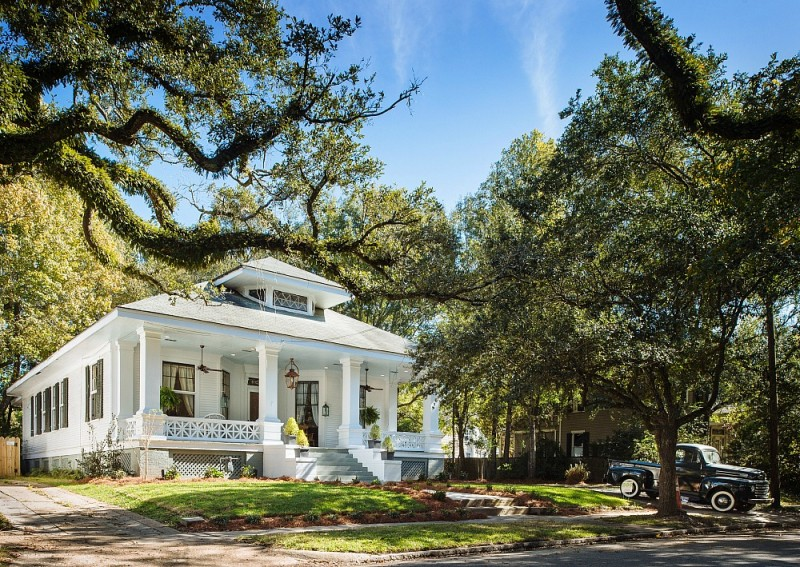 Southern Fixer Upper, Historic Alabama Home Tour