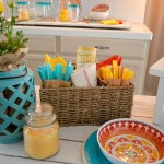 Indoor Outdoor BBQ Party Entertaining Ideas